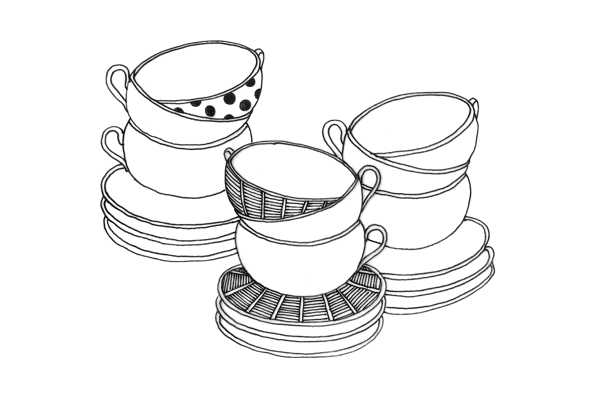 Ceramics Illustration