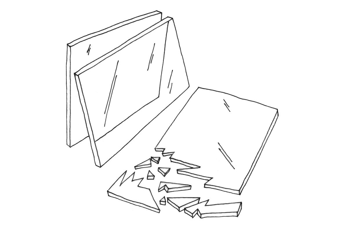 Glass Illustration