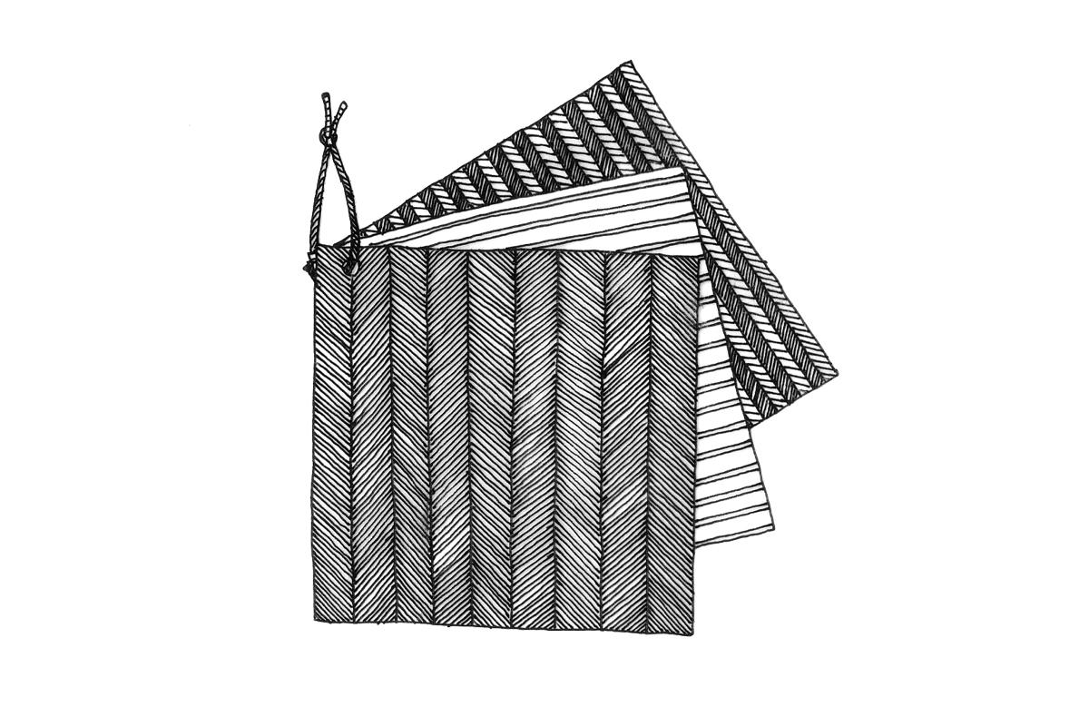 Textiles Illustration