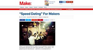 Make Works on Makezine