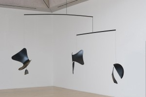 Martin Boyce, Suspended Fall, 2005
