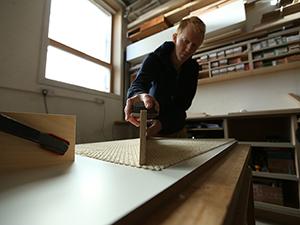 Guy at Broad Workshop