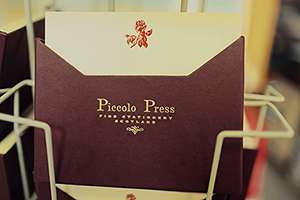 Samples from Piccolo Press