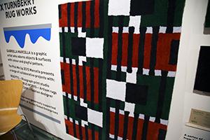 Risotto Studio's rug