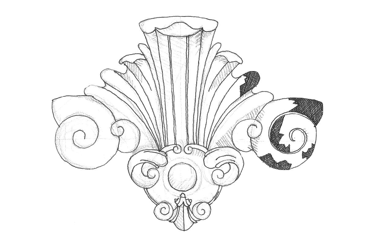 Restoration and Conservation Illustration