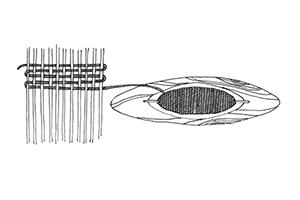 Weaving Illustration